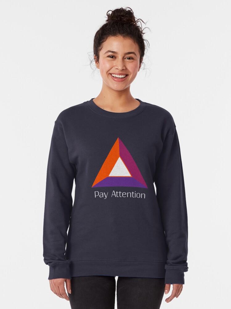 Alternate view of Pay Basic Attention Token (BAT) Pullover Sweatshirt