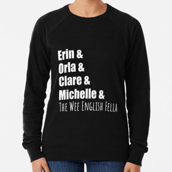Derry Girls Crew Lightweight Sweatshirt