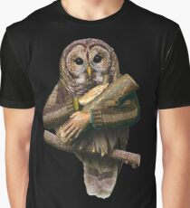 The owls are not what they seem Graphic T-Shirt