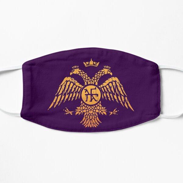 Byzantine Eagle Symbol Flag Flat Mask