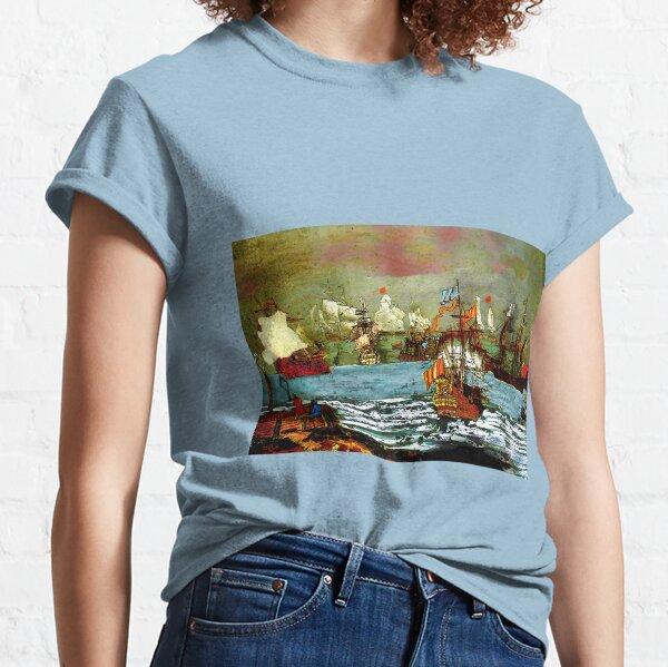 Ships at Sea Classic T-Shirt