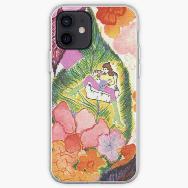 A WOMAN IN LEAVES by REKHA IYERN RECORDS CANADA iPhone Soft Case