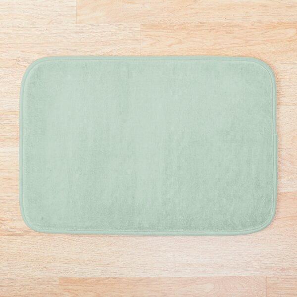 Sage Green Phone Case Bath Mat