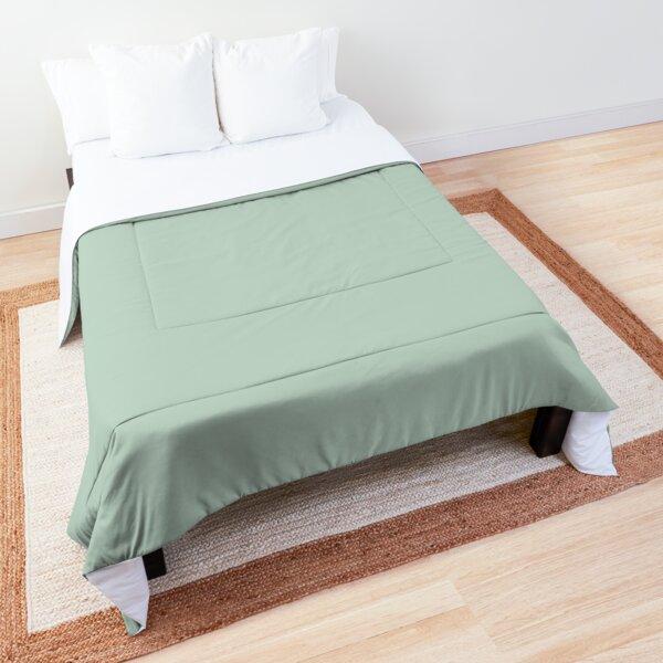 Sage Green Phone Case Comforter