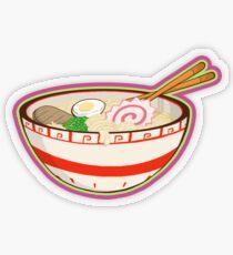 Ramen bowl Transparent Sticker