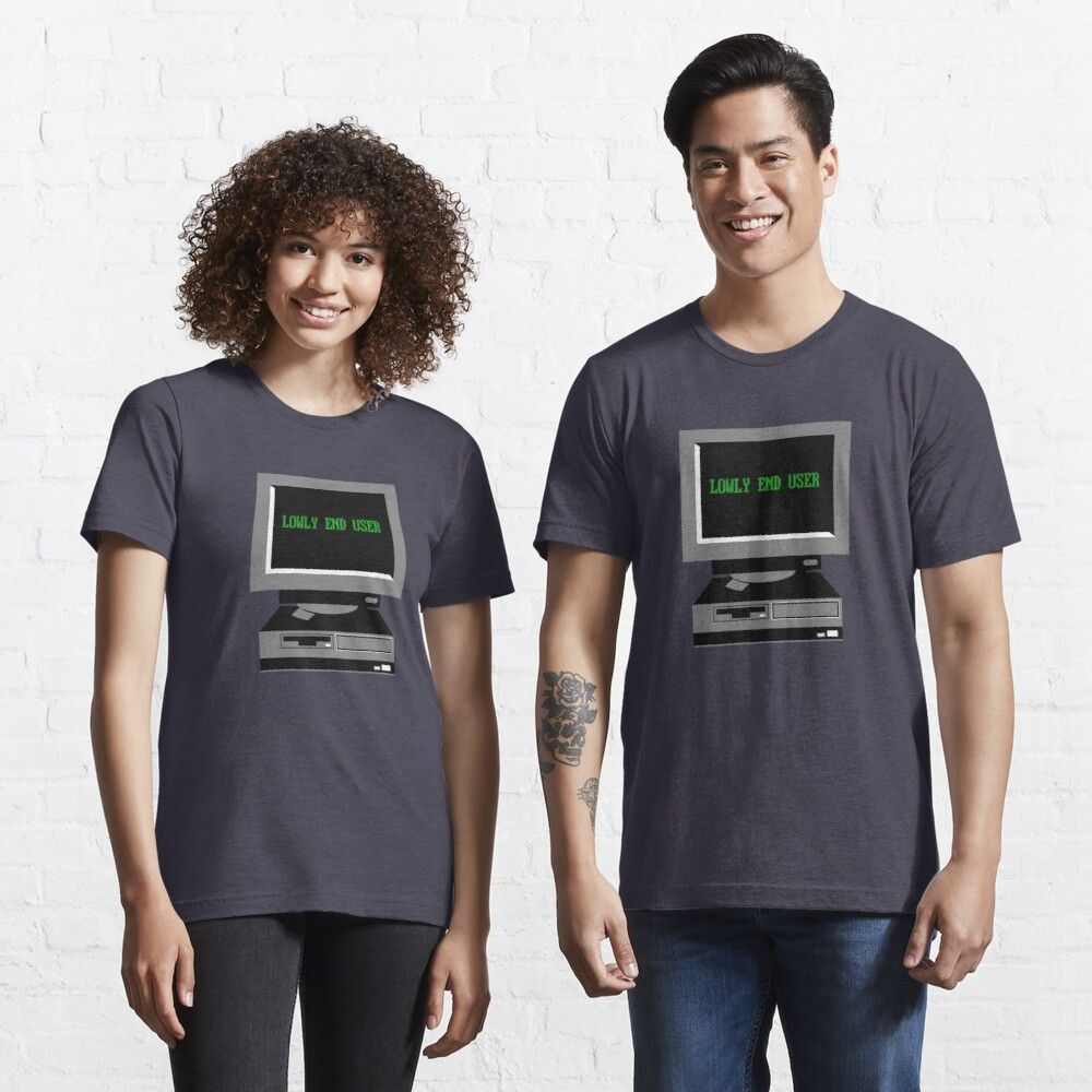 Lowly End User Essential T-Shirt