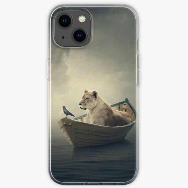 Siren song iPhone Soft Case