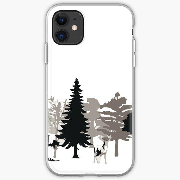 Treeline  iPhone Soft Case