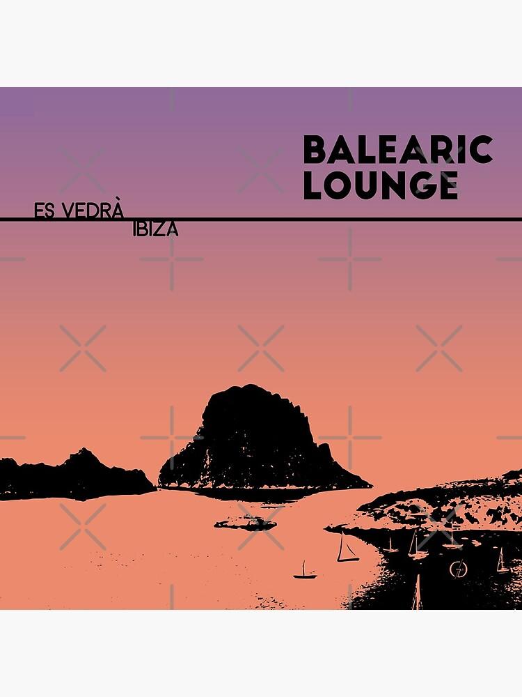 Balearic Lounge | Es Vedrà | Ibiza | Sunset by AtelierGaudard