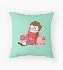 Mabel Pines Throw Pillow