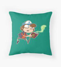 Dipper Pines Throw Pillow