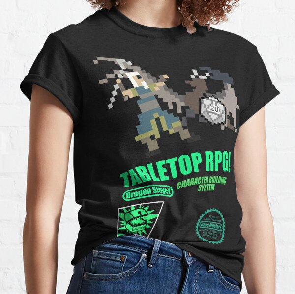 Tabletop RPG! Classic T-Shirt