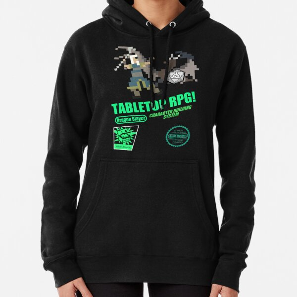 Tabletop RPG! Pullover Hoodie