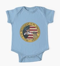 Seal of the President of the United States One Piece - Short Sleeve
