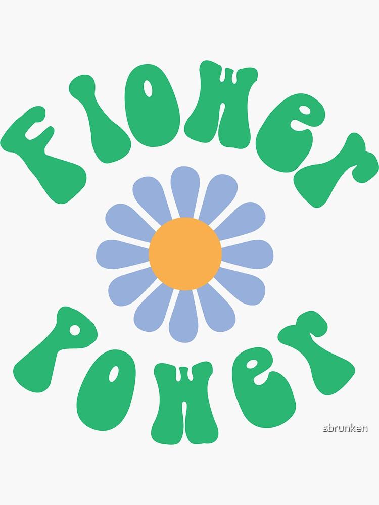 Flower Power by sbrunken