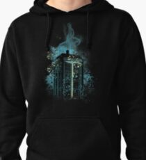regeneration is coming Pullover Hoodie