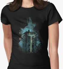regeneration is coming Women's Fitted T-Shirt