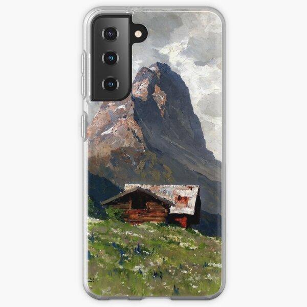Hans Maurus ( in Marijanowska) Waxenstein at Garmisch Samsung Galaxy Soft Case
