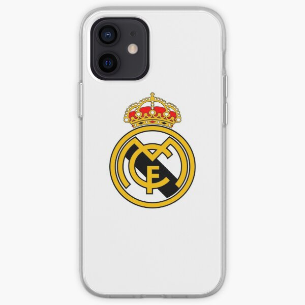 Real Madrid CF Coque souple iPhone