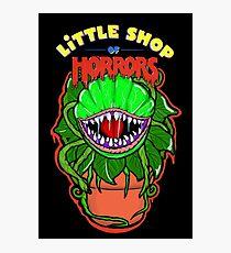 little shop of horrors Audrey 2 Photographic Print