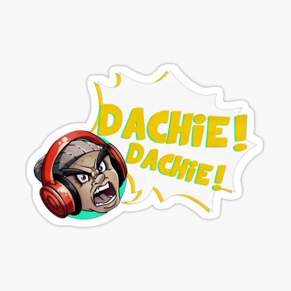 Dashie m-erch Dashie dachie Sticker