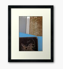 Confrontations III Framed Print
