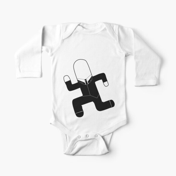 Slender FF Long Sleeve Baby One-Piece