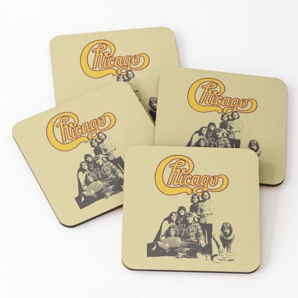 Chicago Coasters (Set of 4)