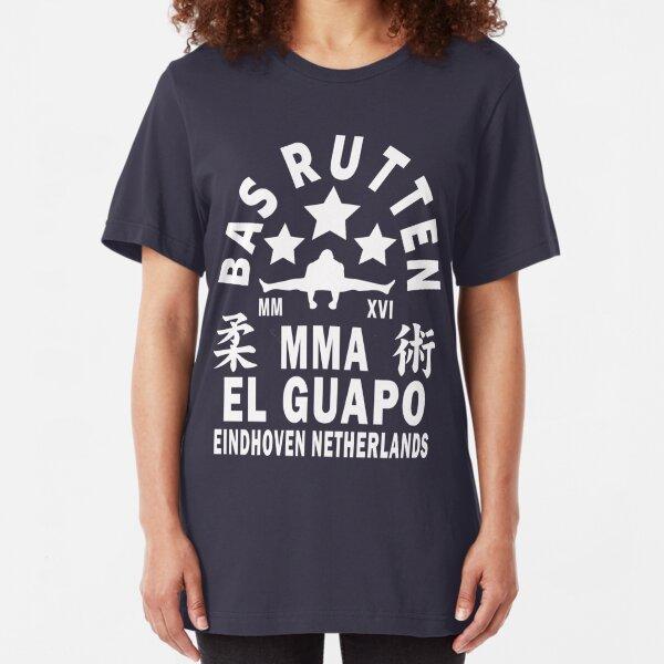 Bas Rutten Slim Fit T-Shirt