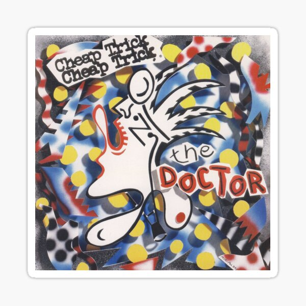 The doctor Sticker
