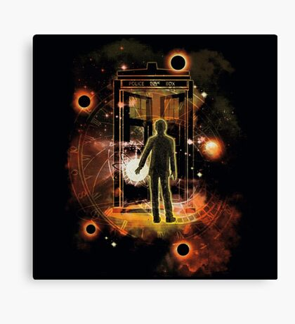 welcome home number 12 Canvas Print