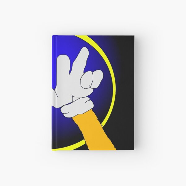 Sonic the Hedgehog 2 : Sonic and Tails Hardcover Journal