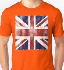United Kingdom British flag Unisex T-Shirt