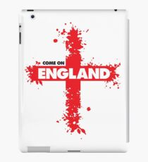 Come on England! iPad Case/Skin