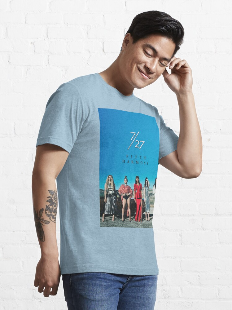 Alternate view of 7/27 - FIFTH HARMONY Essential T-Shirt