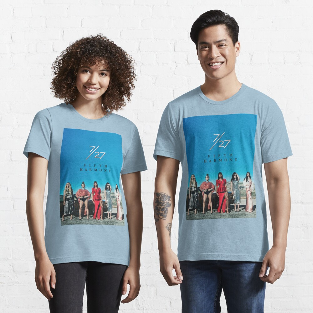 7/27 - FIFTH HARMONY Essential T-Shirt