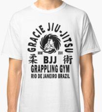 Gracie Jiu Jitsu Classic T-Shirt