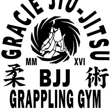 Gracie Jiu Jitsu by Wrong-Unz