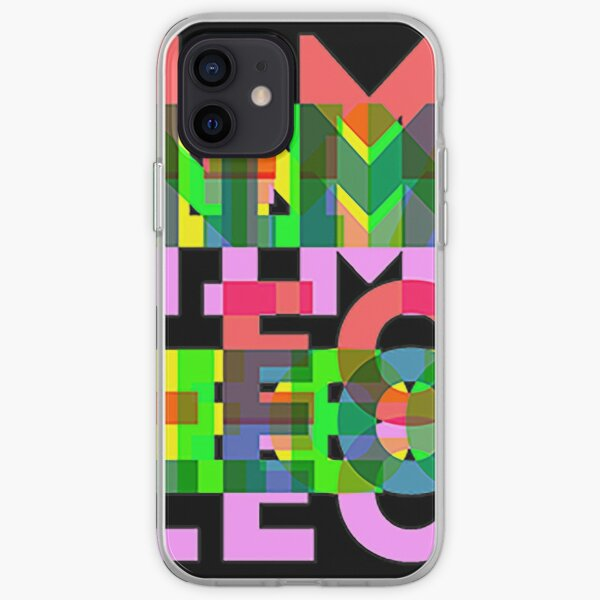 ANIMAL COLLECTIVE lll iPhone Soft Case