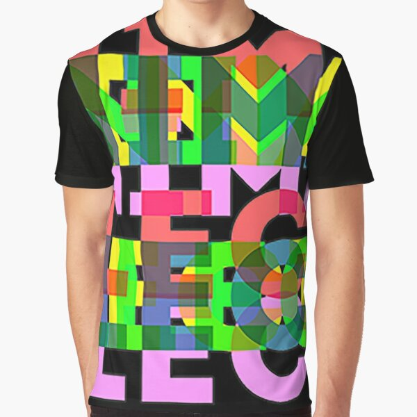 ANIMAL COLLECTIVE lll Graphic T-Shirt