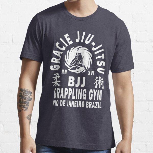 Gracie Jiu Jitsu Essential T-Shirt