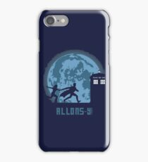 """Doctor Who """"Allons-y"""" 10th Doctor iPhone Case/Skin"""