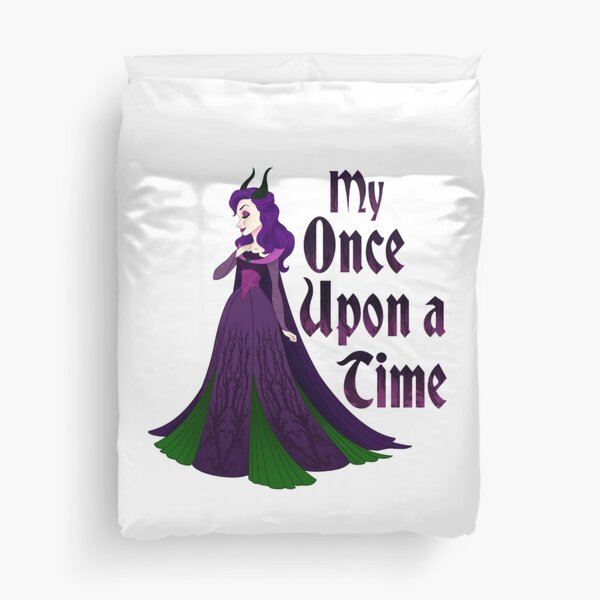 My Once Upon a Time Duvet Cover