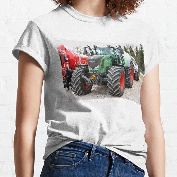 Fendt 828 Vario - Journées MAN Trucknology T-shirt classique