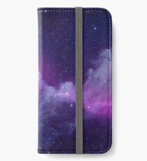 Purple Space Galaxy! iPhone Wallet/Case/Skin