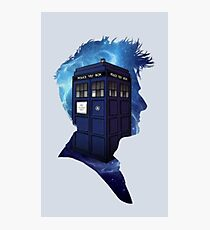 Doctor Who 10th Doctor Photographic Print