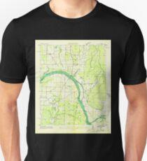 USGS TOPO Map Alabama AL Farley 303815 1936 24000 T-Shirt