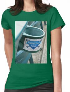 Progressive Cup Womens Fitted T-Shirt