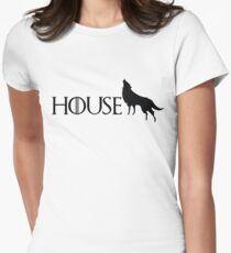 Game of Thrones - Stark Womens Fitted T-Shirt