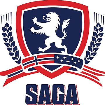 SAGA Official Merchandise  by fvsaga